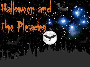 The History of Halloween PowerPoint