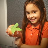 Halloween crafts activities paper pumpkins FREE fact sheet