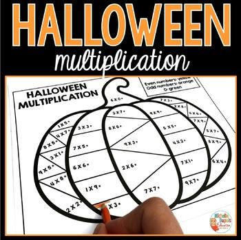 Halloween multiplications