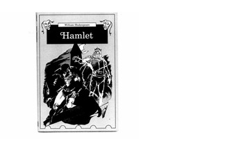 Hamlet: 100 short answer questions over entire play