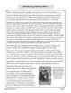 Hamlet Informational Texts, Historical Context, Activities