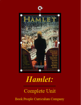 Hamlet: A complete unit with study questions, essay topics