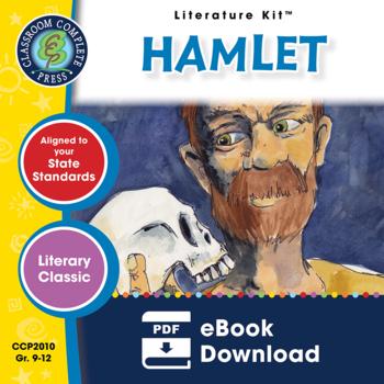 Hamlet - Literature Kit Gr. 9-12