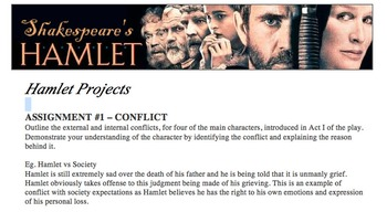 Hamlet Projects
