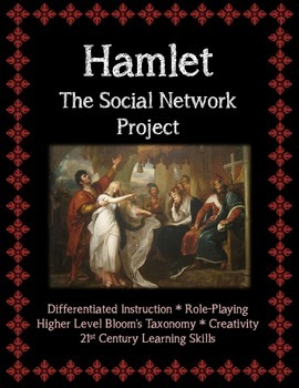 Hamlet: The Social Network Character Analysis Project