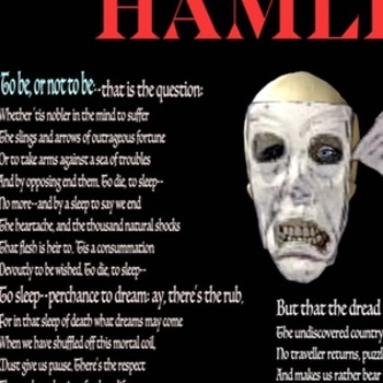 Hamlet To be or not to be soliloquy