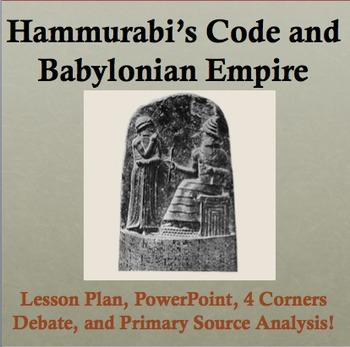 Hammurabi's Code and the Babylonian Empire