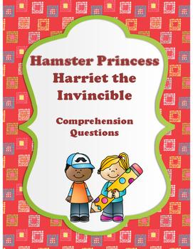 Hamster Princess - Harriet the Invincible - Comprehension