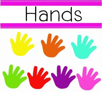 Free Download Hand Clip Art