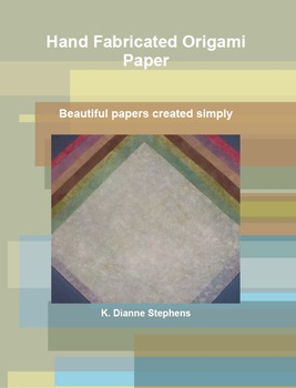 Hand Fabricated Origami Paper