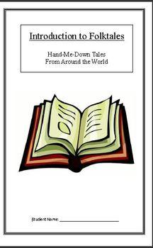Hand Me Down Tales: Folktales (Week 1) Common Core Weekly