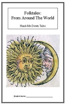 Hand Me Down Tales:Folktales Around The World (Week 2) Wee