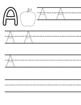 Hand Writing {A-Z}