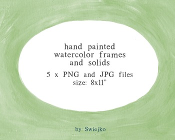 Hand painted gouache frames, backgrounds, Christmas, Xmas,