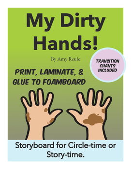 Hand washing Storyboard with Chant/Song