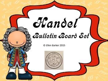 Handel Bulletin Board set