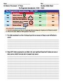 Handout and Lesson Plan - Amendments 17-22