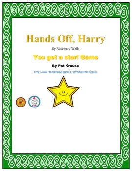 Hands-Off, Harry! Star Game