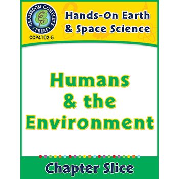 Hands-On - Earth & Space Science: Humans and the Environme