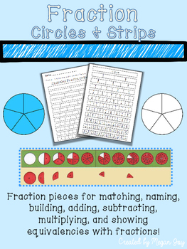 Hands On Fractions!
