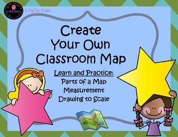 Hands-On Map Skills--Create a Map Powerpoint and Project