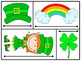 Hands On Measurement Center - St. Patrick's Day (2 SETS)