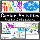 Hands-On Phonics ~ Long Vowels