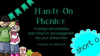 Hands On Phonics: Short O