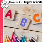 Hands-On Sight Words - Growing Bundle