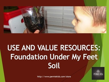 Hands-On Soil Scientists (Transdisciplinary and Differentiated)