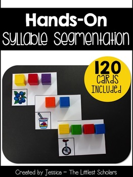 Hands-On Syllable Segmentation