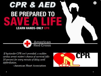 Hands-Only CPR & AED Lesson