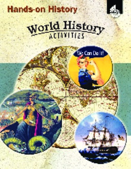 Hands-on History: World History Activities (eBook)