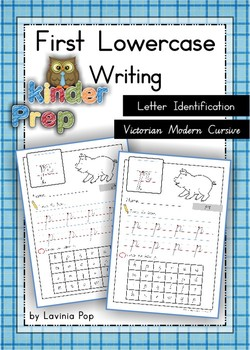 Handwriting - Letter Identification {Lowercase Letters}  V