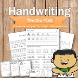 Handwriting Practice Mats