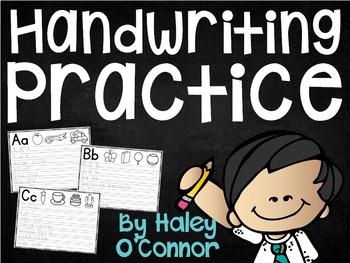 Handwriting Printables