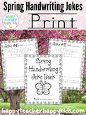 Handwriting Spring