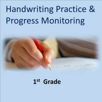 Handwriting Tools for Teachers, Students, OTs 1st Grade Co
