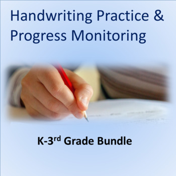 Handwriting Tools for Teachers, Students, OTs K-3 Common C