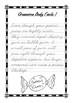 Handwriting Worksheet Bundle: Gruesome Body Facts