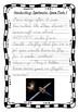Handwriting Worksheet Bundle: Spectacular Space Facts - De
