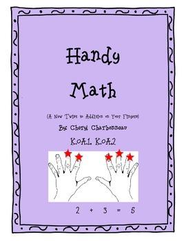 Handy Math-K.OA.1, K.OA.2