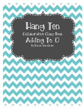 Hang Ten Adding to Ten Book