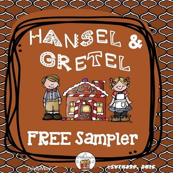 Hansel and Gretel (FREE K-2 Sampler)