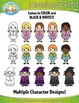 Hansel and Gretel Fairy Tale Clip Art Set — Over 70 Graphics!