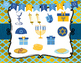 Hanukkah Melodies - Interactive Reading Practice Game {sol mi la}