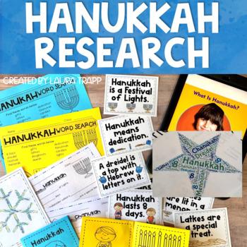Hanukkah Research K-3