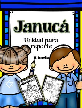 Hanukkah Stand Up Report in Spanish
