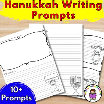 Hanukkah Writing Prompts