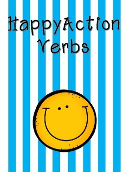 Happy Action Verbs Journeys Ugly Vegetables